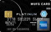 MUFG CARD Gold American Express Card
